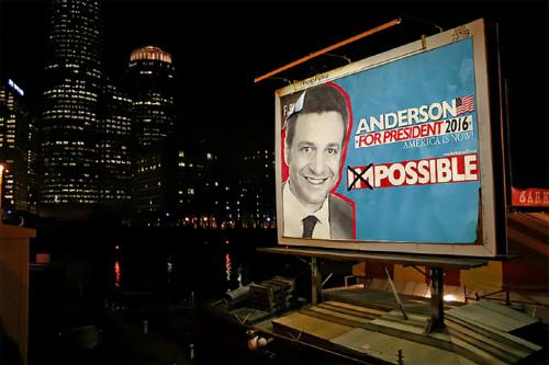 anderson 2016 - gop candidate